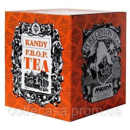 Черный чай Канди F.B.O.P Млесна картон 200 г