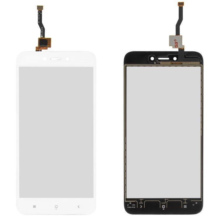 Сенсорный экран (тачскрин) Xiaomi Redmi 5A | Redmi Go | MCG3B | MCI3B, белый