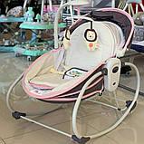 Переносная люлька-качалка Mastela 5 в 1 для новорожденных , Оригинал, фото 3