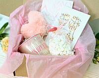 Подарочный набор Розовый Валентин, Подарочные наборы, фото 1