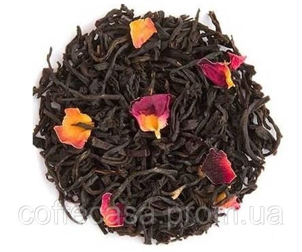 Черный чай Newby Ванильная роза 250 г