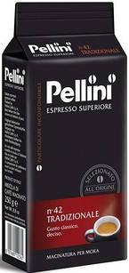Кофе Pellini Espresso Superiore Tradizionale молотый 250 г