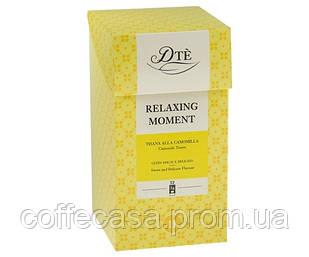 Травяной чай DTe Relaxing Moment фильтр-пак 12 шт
