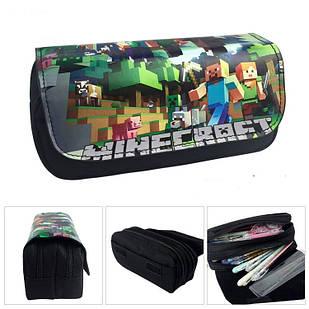 Пенал органайзер Minecraft Майнкрафт  50.033