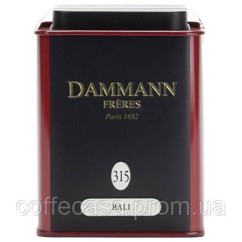 Зеленый чай Сенча Dammann Freres 315 - Бали ж/б 90 г