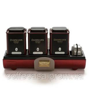 Чайный подарочный набор Dammann Freres Амарант