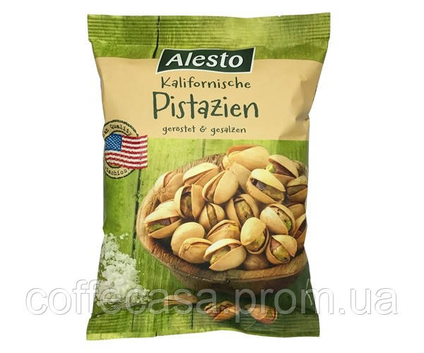 Фисташки Alesto с солью 250 г