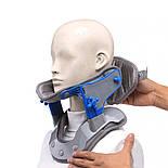 Нагревательный медицинский шейный воротник для шейного отдела позвоночника, фото 5