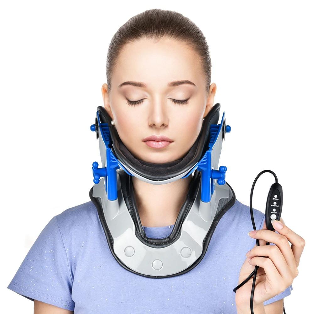 Нагревательный медицинский шейный воротник для шейного отдела позвоночника