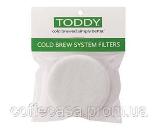 Многоразовые фильтры для Toddy Cold Brew System белые 2 шт (THMFF12H)