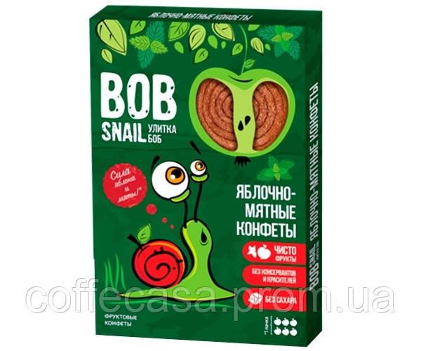 Пастила Bob Snail Яблоко-Мята 60 г