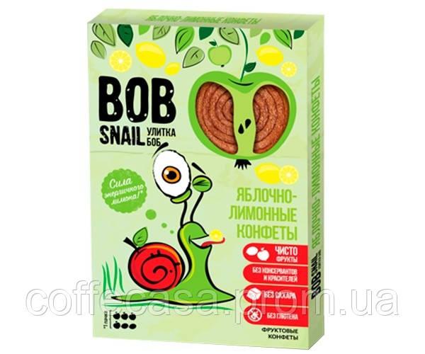 Пастила Bob Snail Яблоко-Лимон 60 г