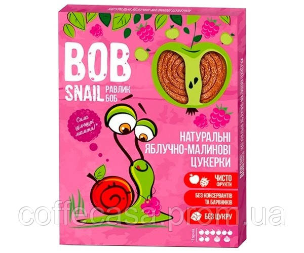 Пастила Bob Snail Яблоко-Малина 120 г