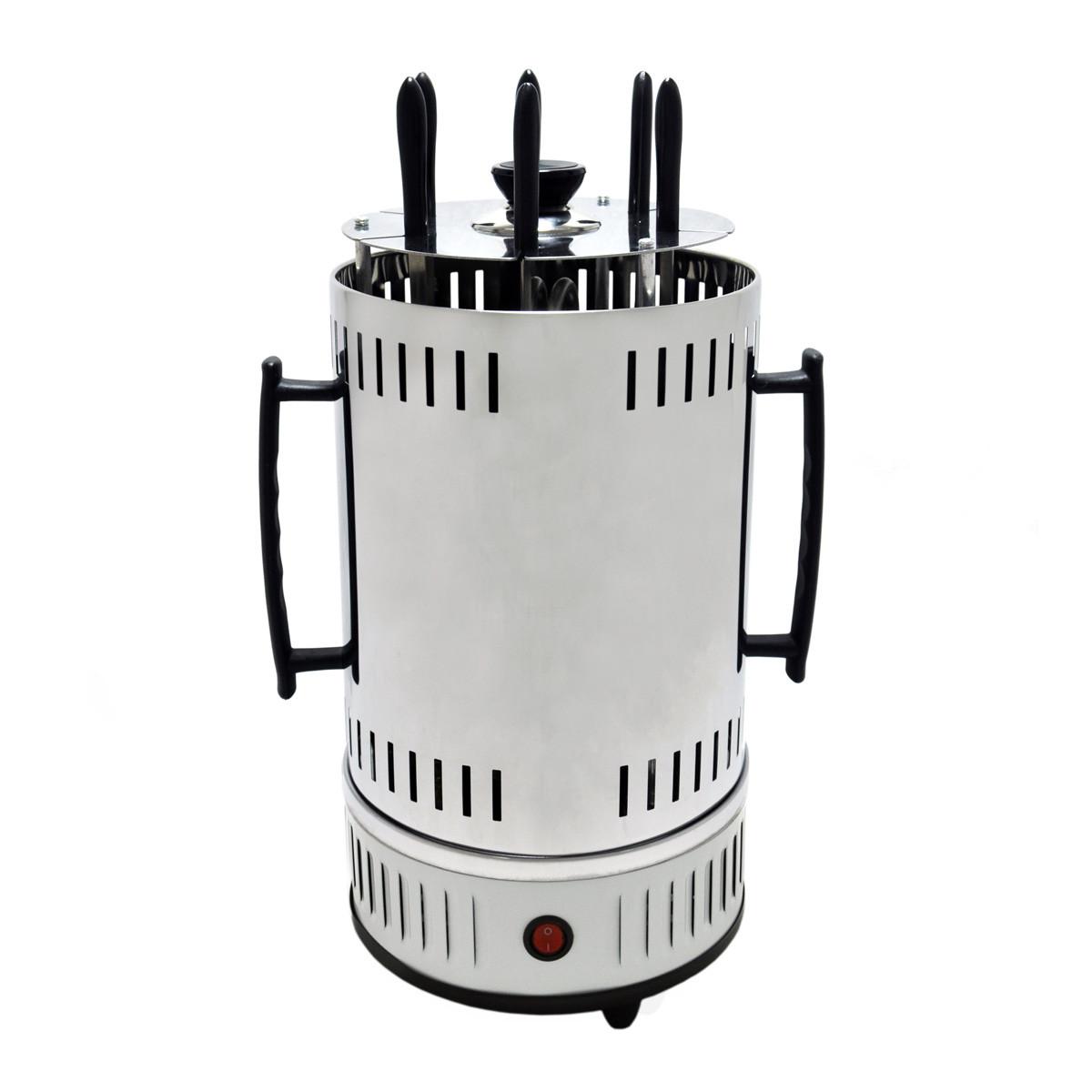 Шашлычница электрическая Domotec MS-7782 Белая