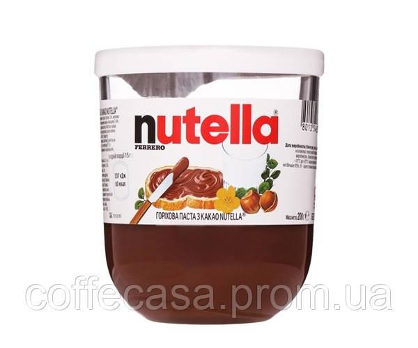 Шоколадная паста Nutella 200 г