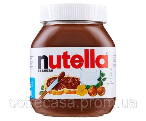 Шоколадная паста Nutella 630 г