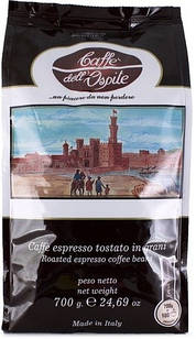 Кофе Lucaffe Caffe Dell Ospite в зернах 700 г