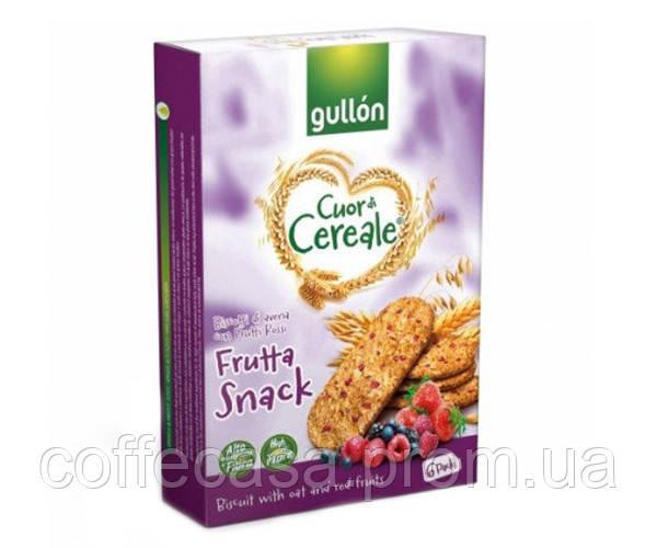 Печенье GULLON CDC Frutta Snack злаки и ягоды 240 г