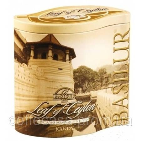 Черный чай Basilur Канди ж/б 100 г