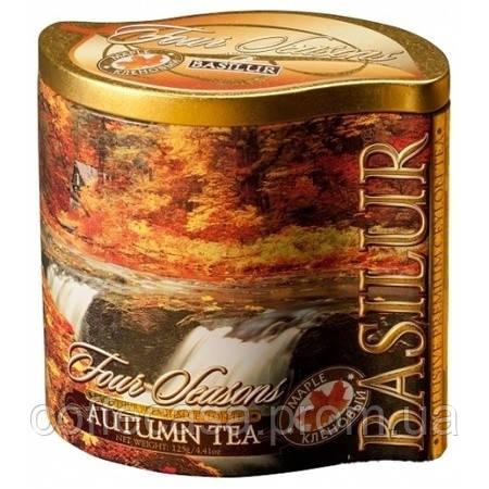 Черный чай Basilur Осенний ж/б 100 г