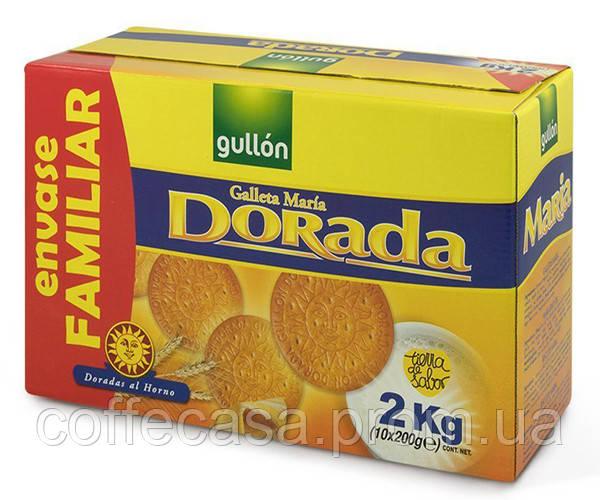 Печенье GULLON Galleta Maria Dorada 2 кг (8410376030525)