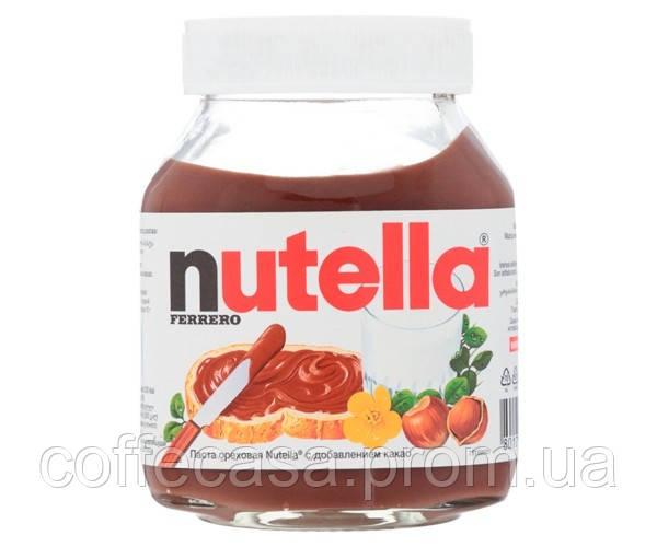 Шоколадная паста Nutella 180 г
