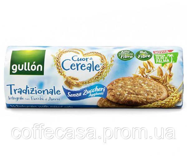 Печенье GULLON tube CDC без сахара Tradizionale 280 г (8410376043686)