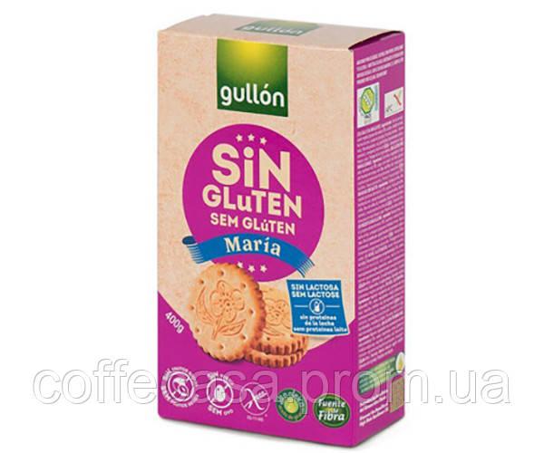 Печенье GULLON без глютена Maria sin Gluten 400 г (8410376036169)
