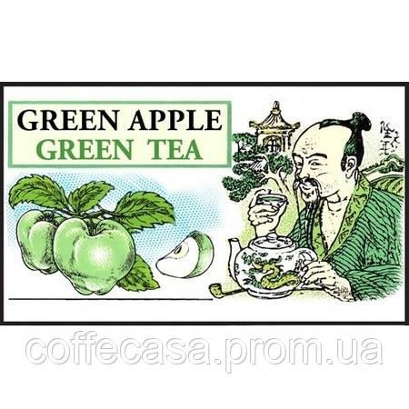 Зеленый чай Зеленое яблоко Млесна пак. из фольги 100 г