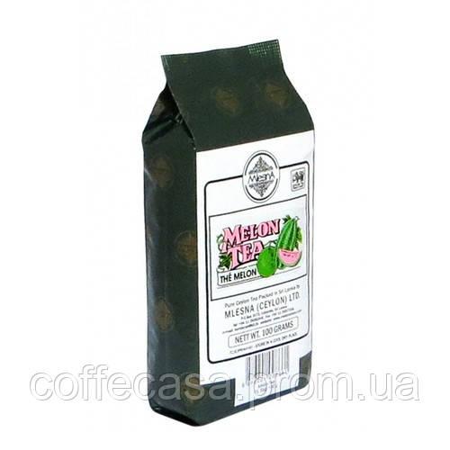 Черный чай Дыня Млесна пак. из фольги 100 г