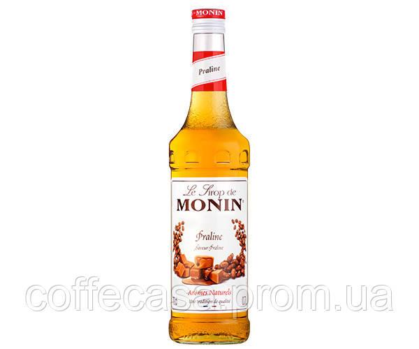 Сироп Monin Пралине (миндальная карамель) 0,7 л
