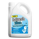 Жидкость для нижнего бака,  B-Fresh Blue, Би Фреш Блю, 2 л, THETFORD., фото 3
