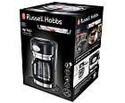 Капельная кофеварка Russell Hobbs 21701-56 Retro Classic Noir, фото 8