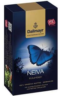 Кофе Dallmayr Neiva молотый 250 г