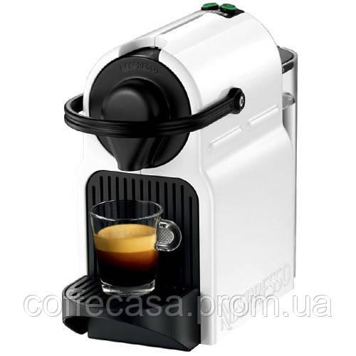 Кофемашина Nespresso Inissia White