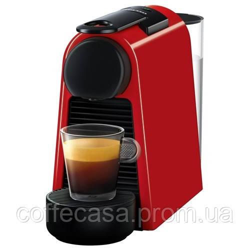 Кофемашина Nespresso Essenza Mini D30 Red