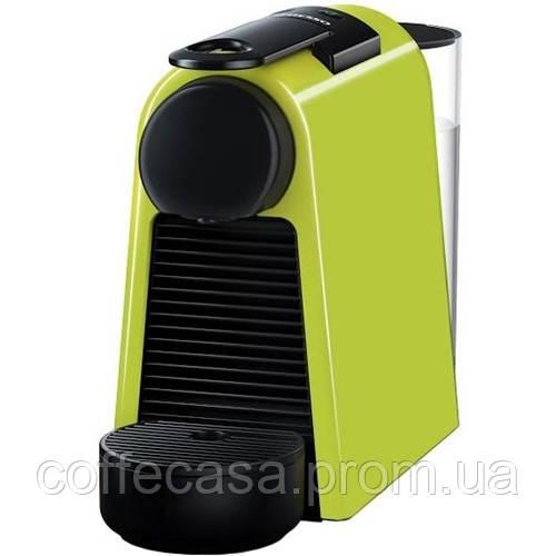 Кофемашина Nespresso Essenza Mini D30 Lime