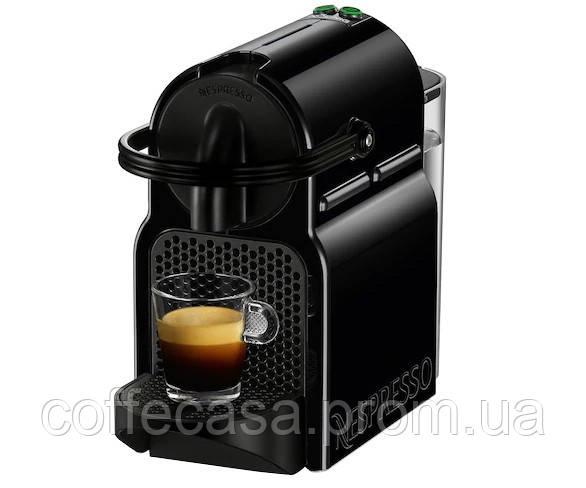Кофемашина Nespresso Inissia Intense Black