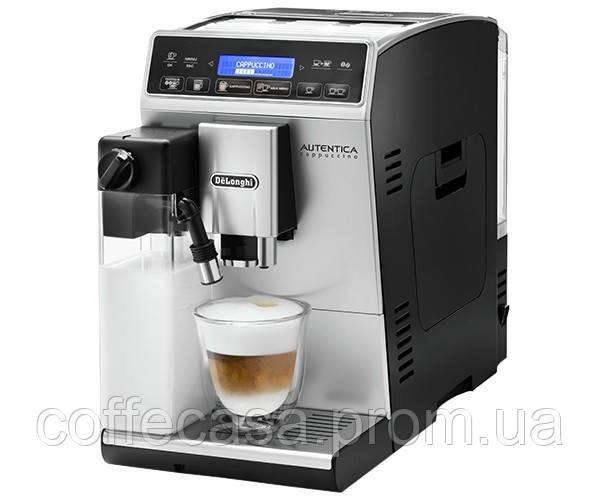 Кофемашина Delonghi Autentica Cappuccino ETAM 29.660 SB