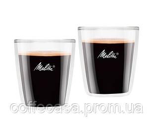 Набор стаканов Melitta Expresso 80 мл 2 шт