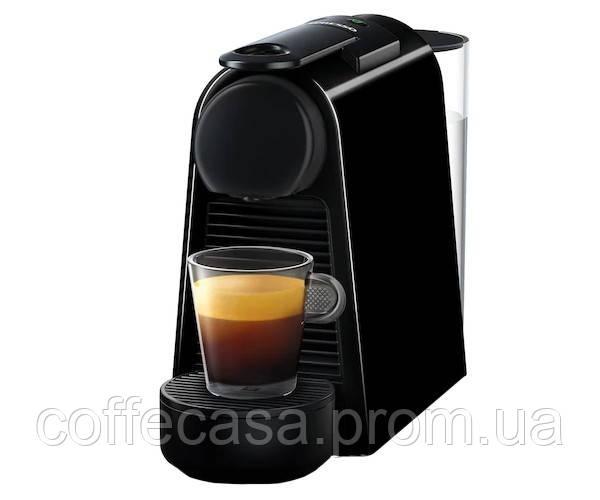 Кофемашина Nespresso Essenza Mini D30 Black