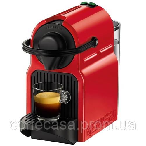 Кофемашина Nespresso INISSIA Ruby Red (100510)