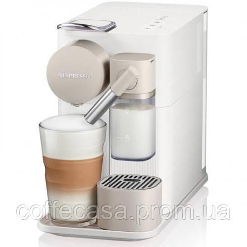 Кофемашина Nespresso Lattissima One EN500 White