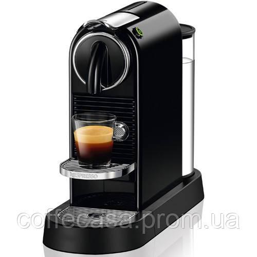 Кофемашина Nespresso CitiZ Black
