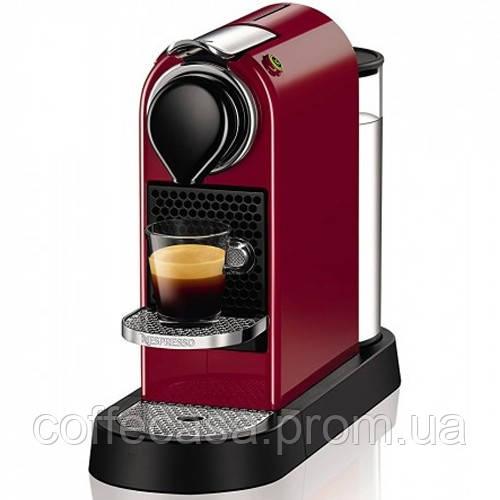 Кофемашина Nespresso CitiZ Red