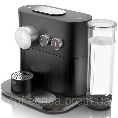 Кофемашина Nespresso Expert Off-Black