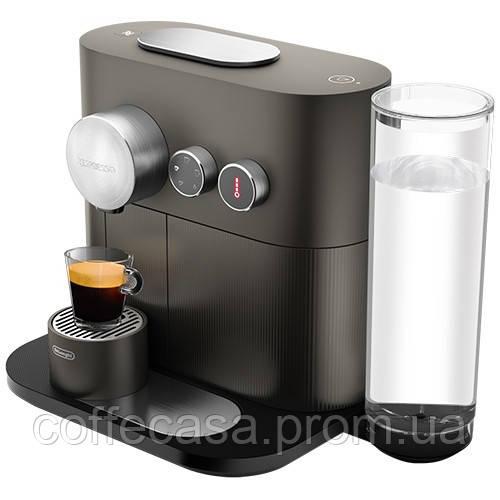 Кофемашина Nespresso Expert Anthracite Grey