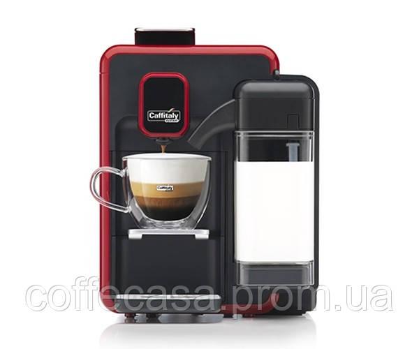 Кофемашина Caffitaly Bianca S22 Red
