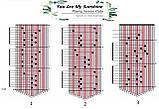 Калимба музыкальный инструмент на 17 язычков (премиум качество) - Розовый, фото 9