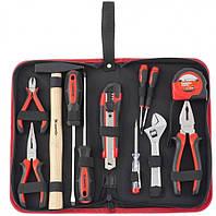 Набор инструментов, слесарно-монтажный, 12 предметов MTX 135629